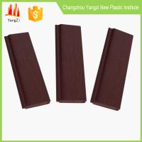 Buy cheap Outdoor furniture PS Material Skirting Board from wholesalers