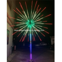 Buy cheap led firework light outdoor tree lights from wholesalers