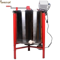 Wholesale 6 Frame Manual Stainless Steel Honey Extractor Multi-Drive Battery 12V from china suppliers
