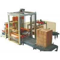 Wholesale Low Position Automatic Palletizer Machine , Auto Carton Palletizer Whole Stack Output  from china suppliers