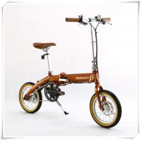 Wholesale Mini Folding AOWA Eelectric Bike Womens 14'' Wheel Electric Foldable Bike from china suppliers