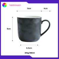 Buy cheap Matte Glazed Unique Custom Embossed Mugs 9cm*9cm For Home Office from wholesalers