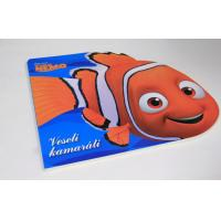 Wholesale Disney Custom Board Book Printing Service Eco-friendliy With C1S Artboard from china suppliers