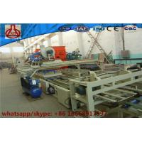 Wholesale 2000KW full Automatic Mgo Straw Board Machine For sSawdust Plant from china suppliers