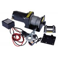Wholesale Lightweight Single Line Electric ATV Winch 2000 lb For Wharf , Capacity 0.5T - 30T from china suppliers
