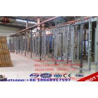 Wholesale Concrete Lightweight EPS Wall Panel Forming Machine GRG / GRC Board Making from china suppliers