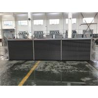 Wholesale stainless steel ammonia evaporator coil for evaporative condenser;heavy duty stainless steel tube aluminum fins diesel o from china suppliers