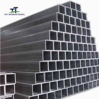 Wholesale 80*80*2 Cm Square Steel Pipe Iron 1.3-20mm Wall Thickness Customizable from china suppliers