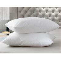 Wholesale Hotel 50% Goose Feather And Down Pillows For Bed Dry And Breathable from china suppliers