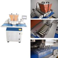 Wholesale Mini One Shot Depositor Chocolate Manufacturing Machine For Chocolate Biscuits from china suppliers