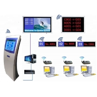 Wholesale Scratch Proof 17 Inch Service Center Queue Ticketing System from china suppliers