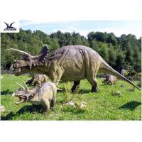 Wholesale High Simulation Attractive 	Giant Dinosaur Statue Replica For Amusement Park from china suppliers