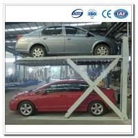 China Double Parking Car Lift Parking Machine Stack Parking System on sale