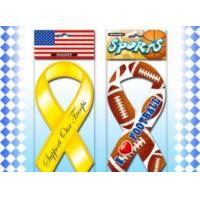 Ribbon car magnets quality ribbon car magnets for sale