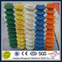 Wholesale China hot sale chain link fence prices from china suppliers