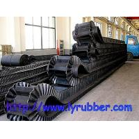 Quality Corrugated Sidewall Conveyor Belt (W500-2400) for sale