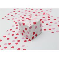 Wholesale 17gsm Custom Wax Paper Sheets , Single Side Wax Wrapping Paper 50 x 70cm from china suppliers