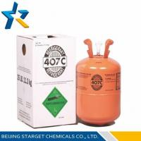 Wholesale R407c home, commercial air conditioning refrigerants products with 4.63 MPa from china suppliers