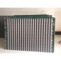 Buy cheap API Oilfield Drilling Long Working Life Vibrating Wave Screen from wholesalers