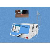 China Diode Laser 980nm Easy To Use Fast To Reduce Spider Vein Removal Machine wholesale