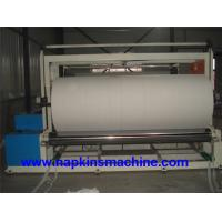 China High Capacity Big Paper Toilet Roll Cutting And Rewinding Machine wholesale