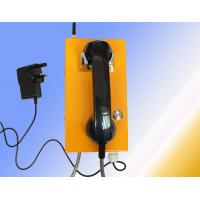 Wholesale SOS Emergency GSM Telephone / Phone With Network Interface , UV Protection from china suppliers