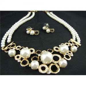 Fashion sea shell pearl jewelry