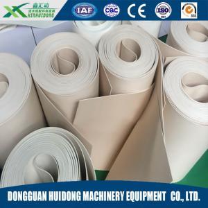 Wholesale Heat Resistant Wide Belt Conveyor , Grain Low Profile Belt Conveyor from china suppliers