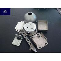 Wholesale Deep Drawn Metal Stampings Stamped Metal Parts With Punching Bending Galvanized from china suppliers