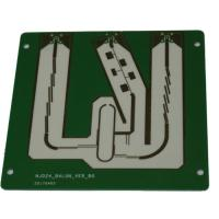 China 2 Layer Rogers PCB 0.254MM Thickness for Radar Manpack Antenna Application wholesale