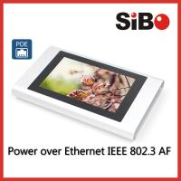 Aluminum Tablet PC For Automation & Control With POE Ethernet