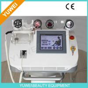 Professional Multifunctional Beauty Machine , Redundant cellulite removal machine