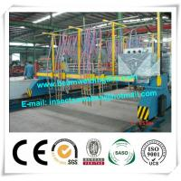 Steel Plate H Beam Production Line CNC Flame Cutting Machine Gantry Model