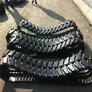 China Rubber Tracks for Komatsu on sale