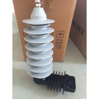 China 10KA 27kv  Polymer Lightning Arrester Used In Substation Without Gaps on sale