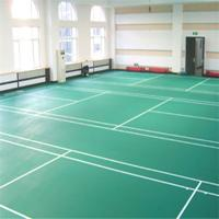 High Quality Sports Court Floor Badminton Court Mat Of