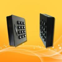 Wholesale Keypad RFID Card Reader , 13.56MHz Mifare Card Access Control Rfid Reader from china suppliers