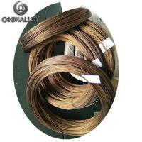 Wholesale Fecral Gold Wire Ohmalloy Heating Resistance Wire 0Cr25Al5 Diameter 3.0mm from china suppliers