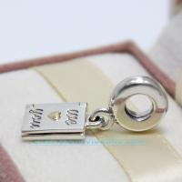 Wholesale Happy Mothers Day Dangle Charm 925 Sterling Silver Jewelry from china suppliers