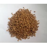 Light cork granules with 6~8 grids(3~4mm)