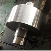 Wholesale Mining Mill Forged Steel Shaft Steel Chilled Cast Iron Rollers Round Shape from china suppliers