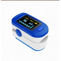 Wholesale Home Portable LED Spo2 Fingertip Pulse Oximeter from china suppliers