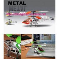 Mini 3 Channels R/C Remote Control Metal Helicopter