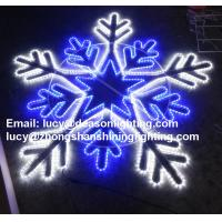 Wholesale giant snowflake light from china suppliers