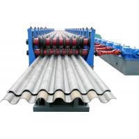 Wholesale Custom Adjustable Slitting Speed Corrugated Sheet Roll Forming Machine for Highway Tunnels from china suppliers