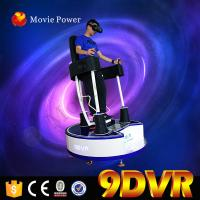 Amazing Vr Series 9D Cinema 9D  Vr Stand Up Vr Simulator For Game Center