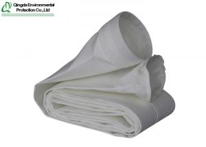 China ISO Approved Smooth Surface Waterproof Polyester Filter Bag on sale