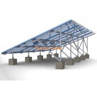 Cement based Solar Mounting system