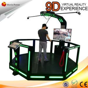 Virtual reality arcade leuven