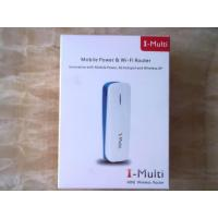 Wholesale OEM Wireless Route, Power Bank Mini 3G Wi-Fi Router Three In One Mobile Router,3G Hotspot from china suppliers